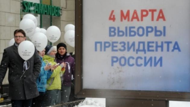 Правопорядком на выборах президента РФ займутся более 380 тысяч полицейских