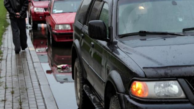 Машина главы Калмыкии пыталась скрыться с места аварии