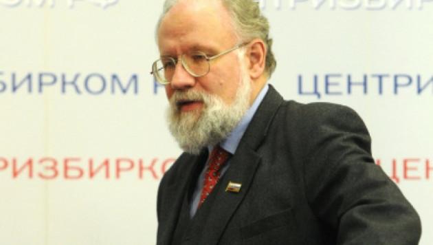 Чуров помолился об успешном проведении президентских выборов