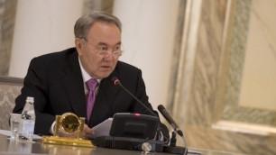 Назарбаев предложил создать зону свободной торговли в Центральной Азии