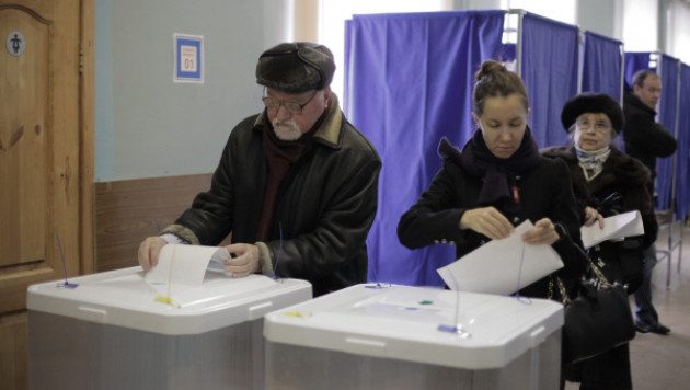 Явка на выборах президента РФ превысила 30 процентов