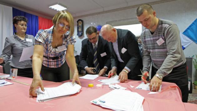 Обработано 98 процентов бюллетеней на выборах президента РФ