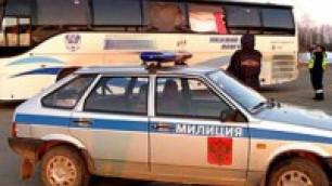 """Псих на глазах пассажиров автобуса """"Москва-Дагестан"""" зарезал соседа"""