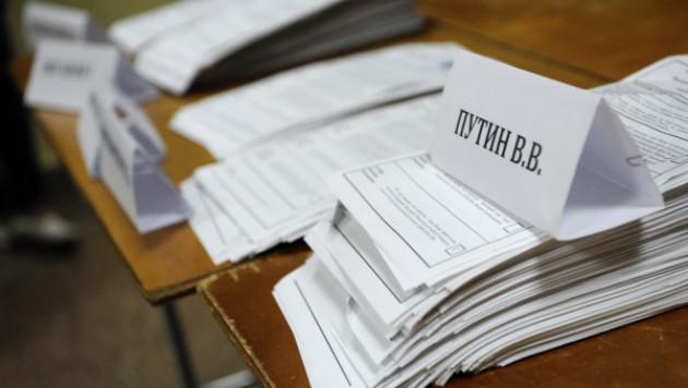В мусорном контейнере в Нижнем Новгороде нашли бюллетени за Путина