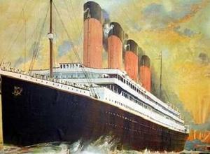 """""""Титаник"""" потопило сближение Луны и Земли"""