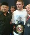 Кадырова планировали взорвать во время боксерского поединка