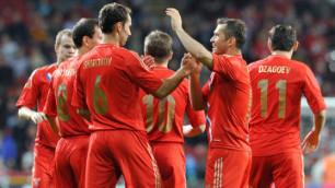 Россия вернулась на 12-ю строчку рейтинга ФИФА