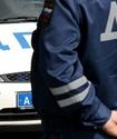 В Москве задержан пьяный полицейский на угнанной машине