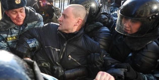 Отпущены все задержанные после митинга в Москве