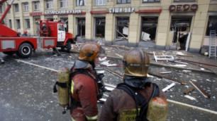 Число жертв взрыва в петербургском ресторане возросло до трех