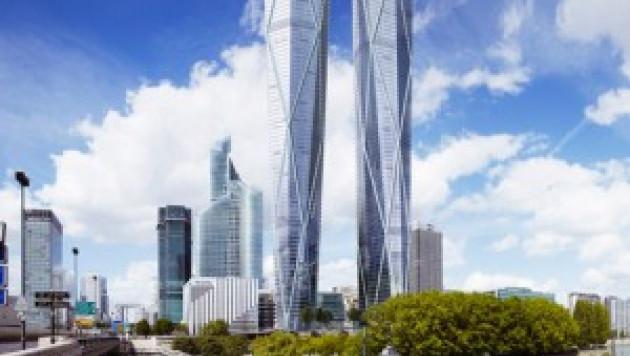 Россиянин построит самые высокие небоскребы в Париже