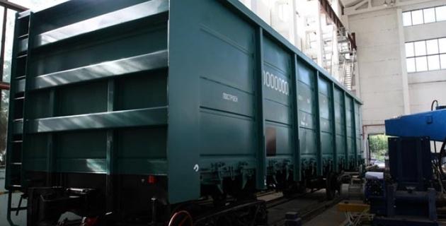 В 2012 году для КТЖ построят 200 отечественных вагонов