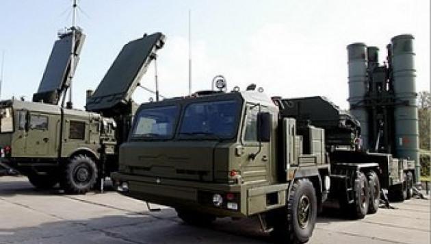 Три дивизиона С-400 заступят на службу в 2012 году