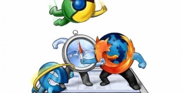 Chrome отобрал у Internet Explorer лидерство на мировом рынке