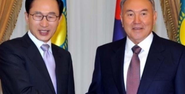 Президент Казахстана назвал Южную Корею стратегическим партнером