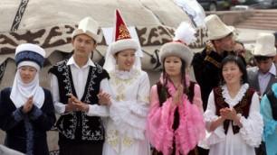 Кыргызских чиновников обязали ходить на работу в национальной одежде