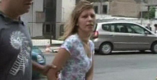"""Бразильские полицейские арестовали лидера """"Банды блондинок"""""""