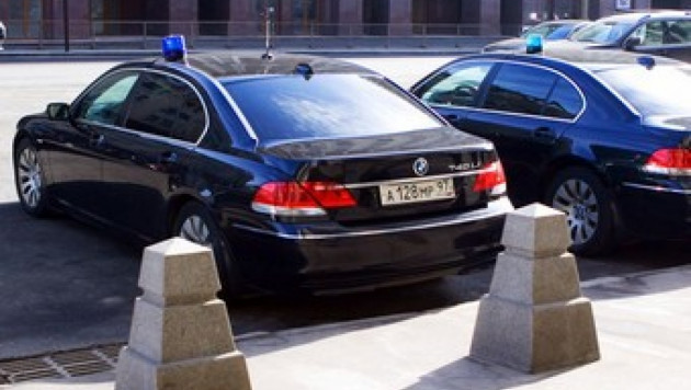 В Москве у сотрудника Управделами президента угнали машину