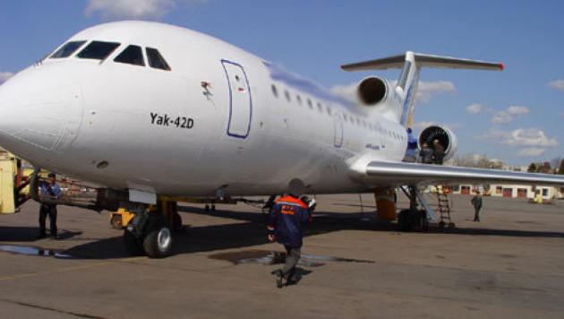 Як-42 с отказавшим двигателем аварийно сел в Саратове