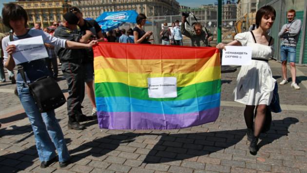 Закон о запрете пропаганды гомосексуализма внесли в Госдуму