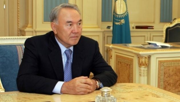 Нурсултан Назарбаев ушел в краткосрочный отпуск