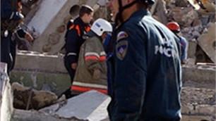 В Ленобласти при взрыве обрушилось химическое предприятие