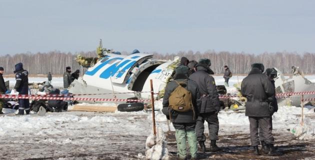 Стали известны имена выживших в авиакатастрофе под Тюменью