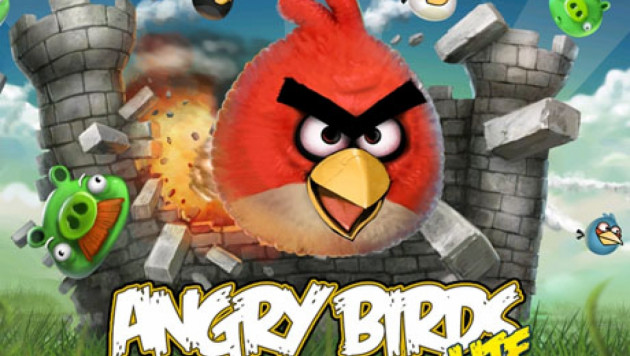 Мультсериал по мотивам игры Angry Birds выйдет осенью 2012 года