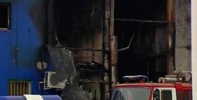 Число жертв пожара на рынке в Москве возросло до 15