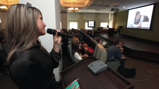 Омская студентка выдвинула свою кандидатуру на пост мэра Красноярска