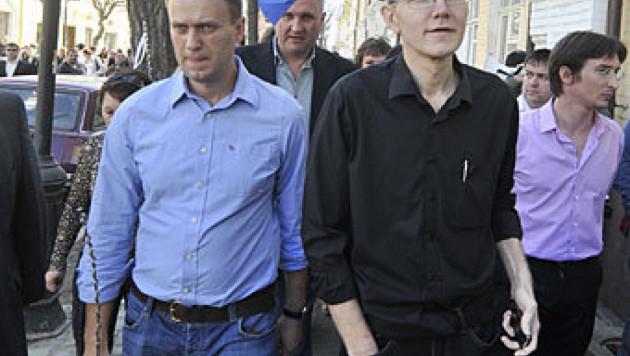 """Астраханский губернатор велел Навальному """"убираться"""" из региона"""