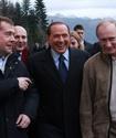 Берлускони и Шредер приедут на инаугурацию Путина
