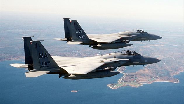 Истребители ВВС Канады подняли на перехват самолета Korean Air