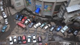 Парковка в пределах Бульварного кольца станет платной с 2013 года