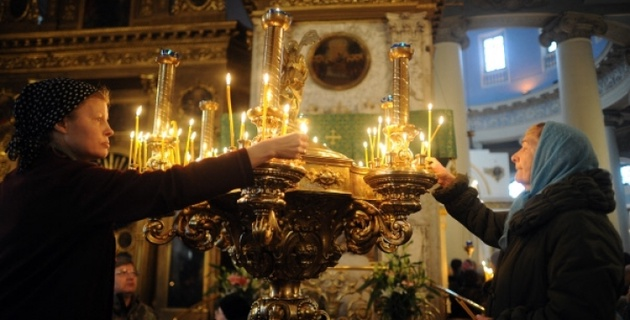 Сотни верующих в храме Македонии стали свидетелями чуда