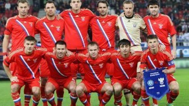 Россия обошла Италию в рейтинге ФИФА