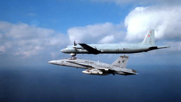 Россия объяснила появление самолетов Ил-38 над Японским морем