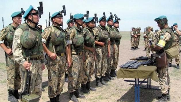 В Казахстане создана комиссия по противодействию терроризму и экстремизму в войсках