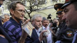 Астраханские протестующие приостановили голодовку