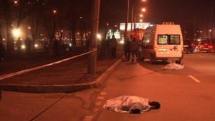 В Петербурге пьяный полицейский насмерть сбил мать с ребенком