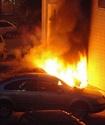 В Москве убегающий поджигатель машин отстреливался от полицейских