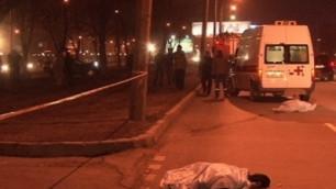 Сбившего мать с ребенком питерского полицейского ранее лишали прав