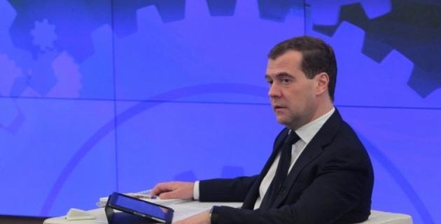 Медведев подписал указ об общественном телевидении