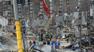 Подрядчик рухнувшего в Москве здания был ликвидирован в 2011 году
