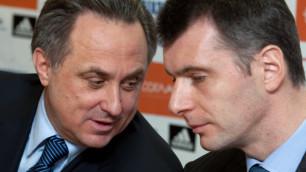 """Прохоров назвал Мутко """"министром с говорящей фамилией"""""""