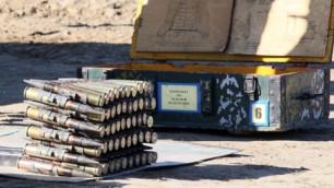 В ВКО в результате взрыва боеприпасов погиб солдат-срочник
