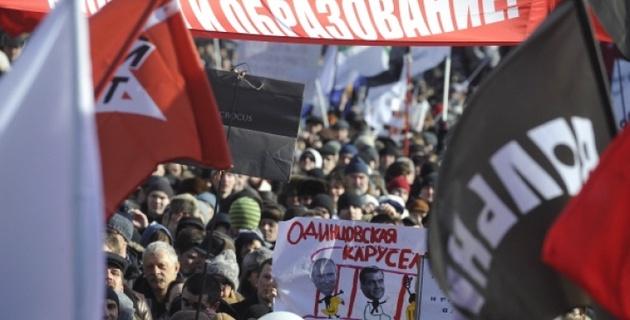 """Оппозиция подала заявку на проведение """"Марша миллионов"""" 6 мая"""