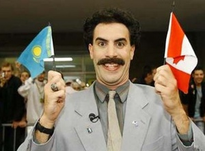 Глава МИД поблагодарил Бората за фильм о Казахстане