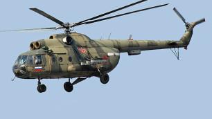Военный Ми-8 совершил жесткую посадку под Хабаровском