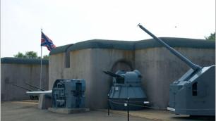 Неизвестные разрушили часть Владивостокской крепости